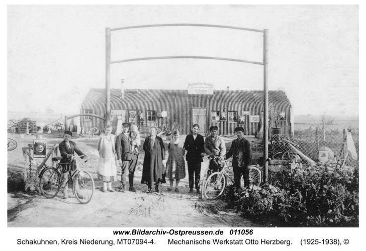 Schakuhnen, Mechanische Werkstatt Otto Herzberg