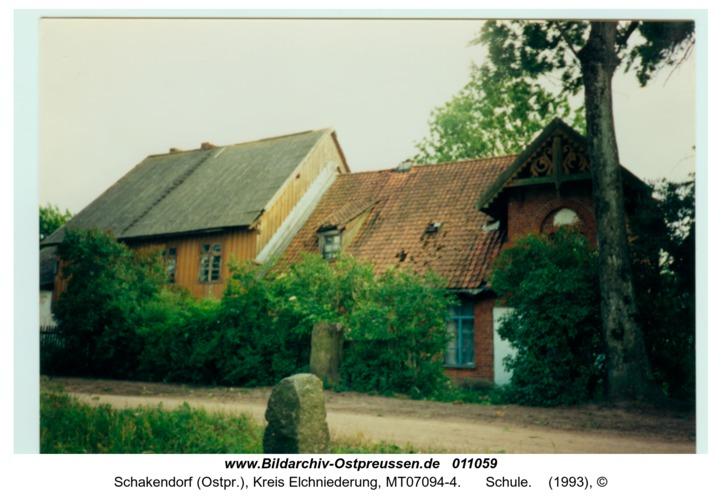 Schakendorf, Schule