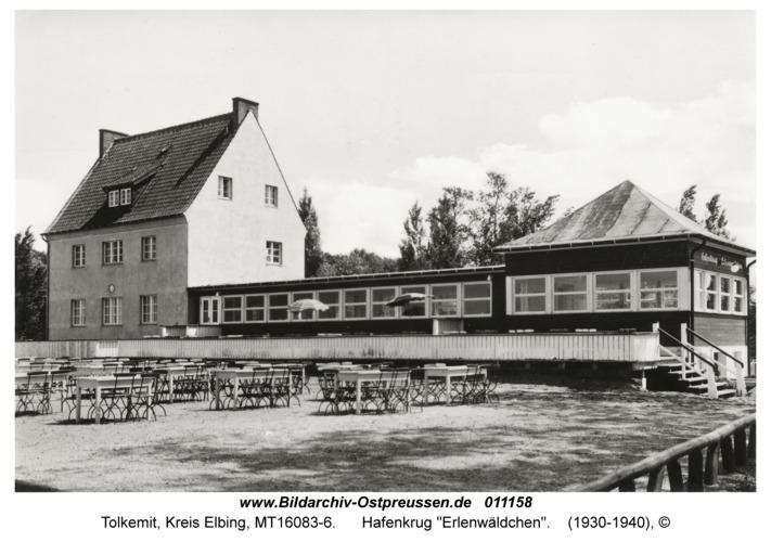 """Tolkemit, Hafenkrug """"Erlenwäldchen"""""""