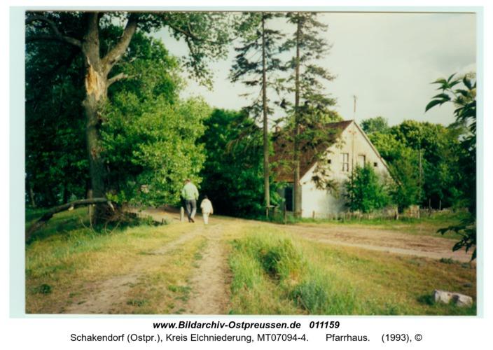 Schakendorf, Pfarrhaus