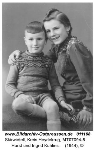 Skirwietell, Horst und Ingrid Kuhlins
