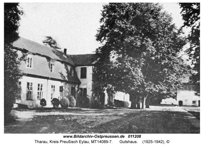 Tharau, Gutshaus