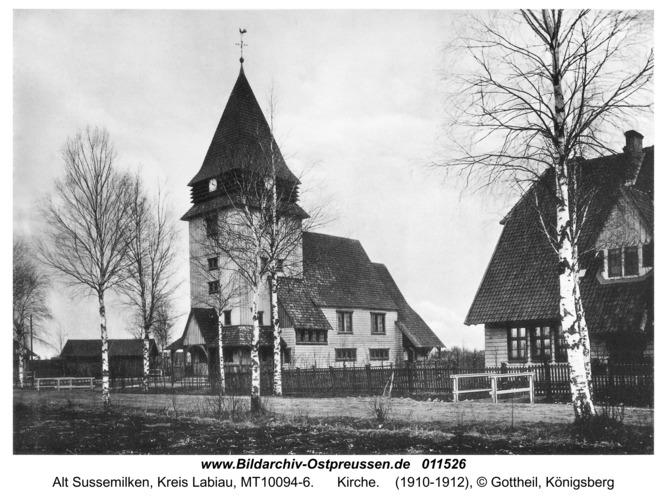 Friedrichsrode, Kirche