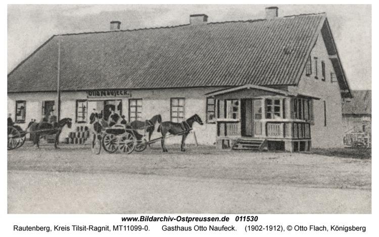 Rautenberg, Gasthaus Otto Naufeck