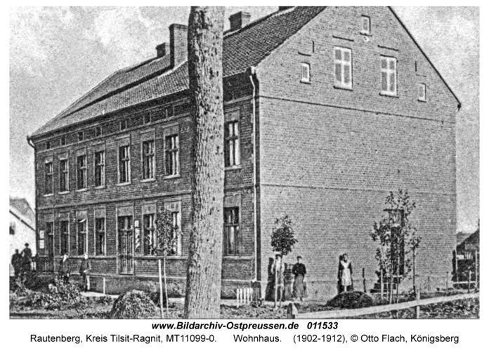Rautenberg, Wohnhaus
