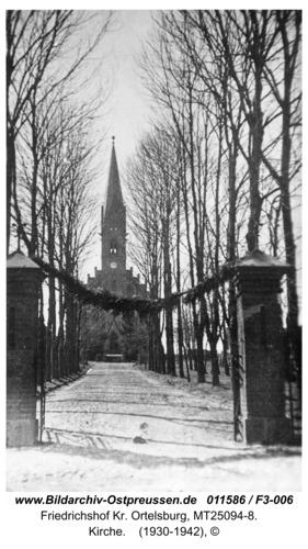 Friedrichshof, Kirche