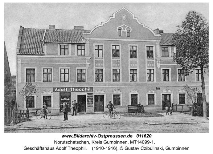 Norutschatschen, Geschäftshaus Adolf Theophil