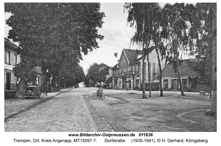 Trempen, Dorfstraße