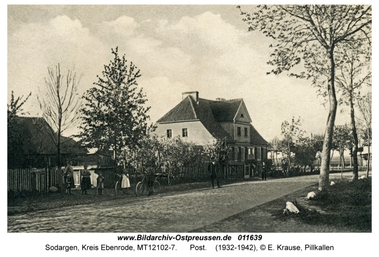 Sodargen, Post
