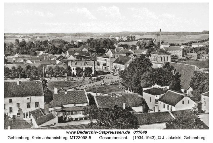 Gehlenburg, Gesamtansicht