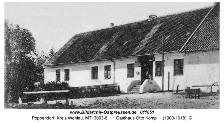 Poppendorf, Gasthaus Otto Komp