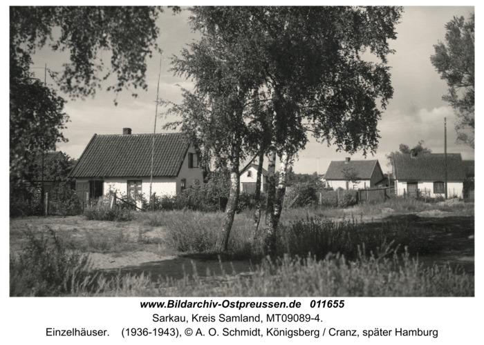 Sarkau, Einzelhäuser