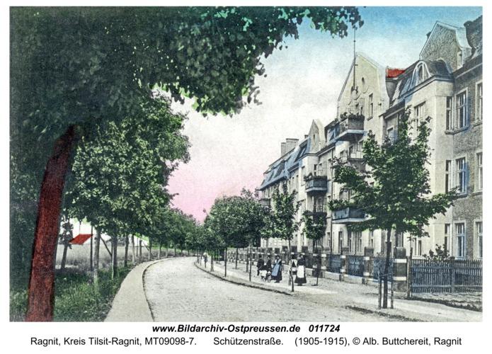 Ragnit, Schützenstraße
