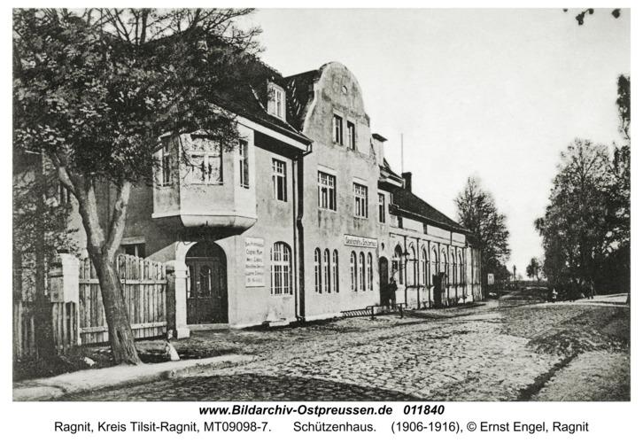 Ragnit, Schützenhaus