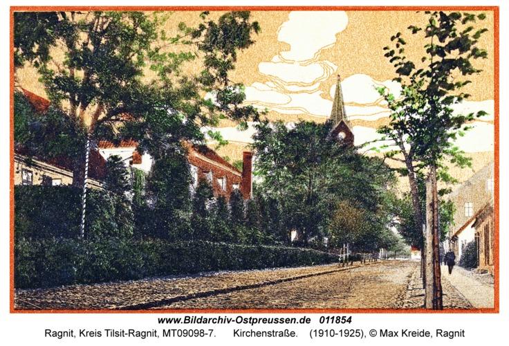 Ragnit, Kirchenstraße