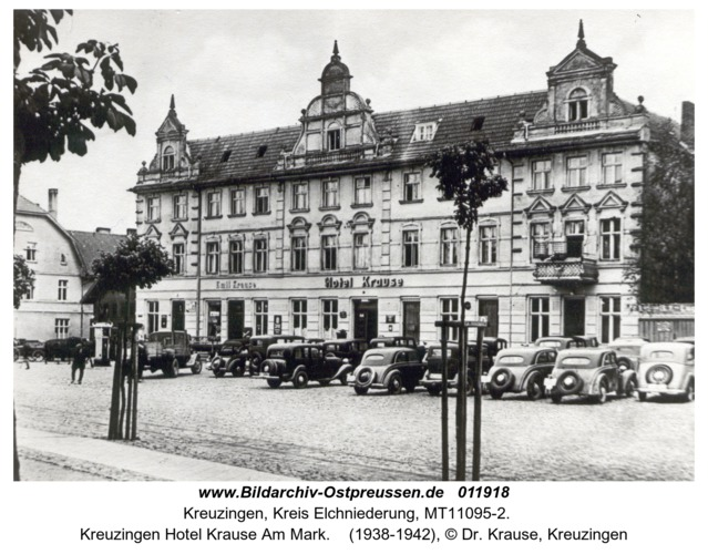 Kreuzingen Hotel Krause Am Mark