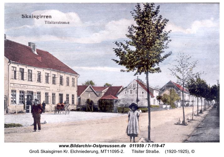 Kreuzingen, Tilsiter Straße