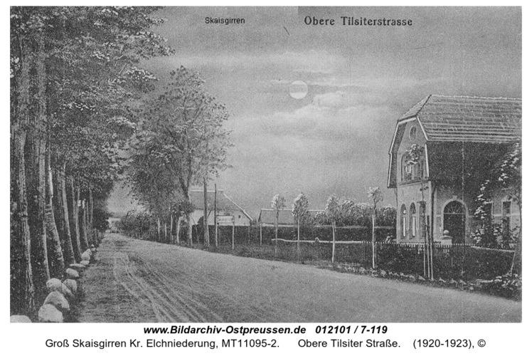 Kreuzingen, Obere Tilsiter Straße