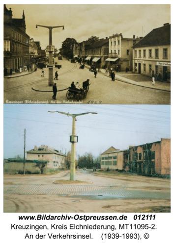 Kreuzingen, An der Verkehrsinsel