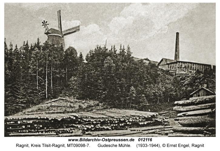Ragnit, Gudesche Mühle