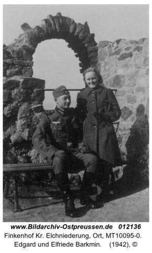 Finkenhof, Edgard und Elfriede Barkmin