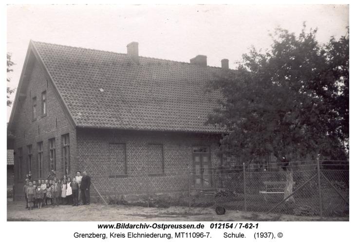 Grenzberg, Schule