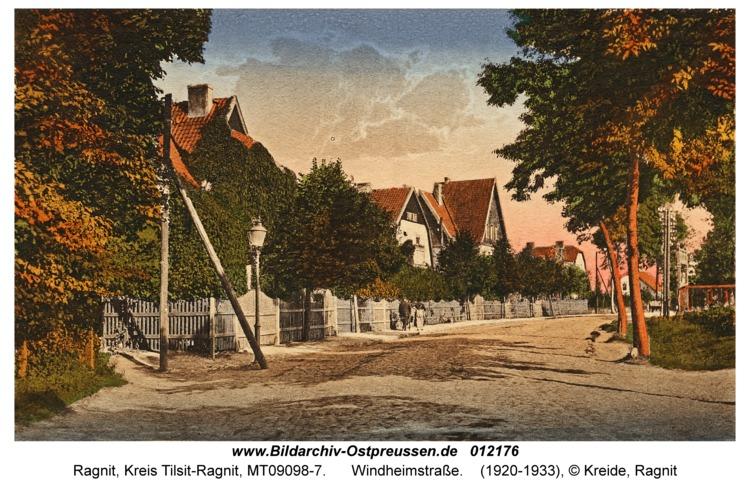 Ragnit, Windheimstraße