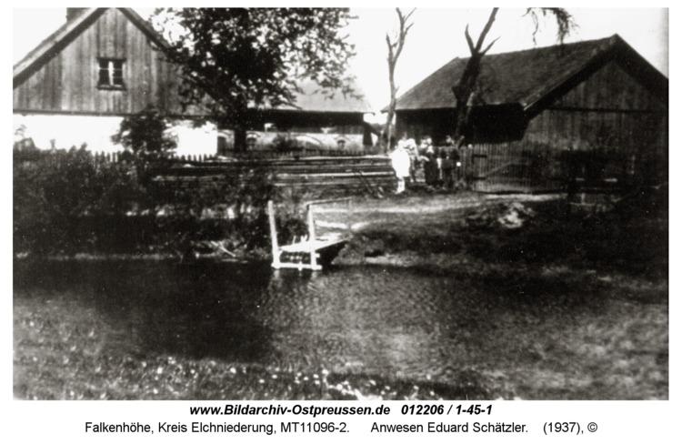 Falkenhöhe, Anwesen Eduard Schätzler