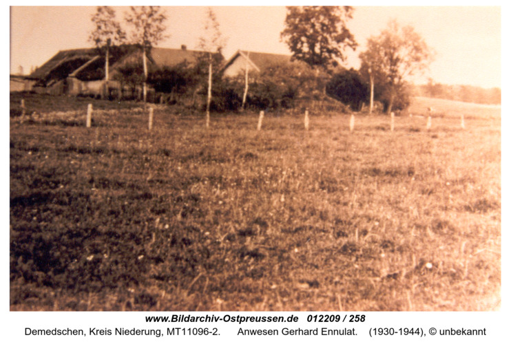 Falkenhöhe, Anwesen Gerhard Ennulat