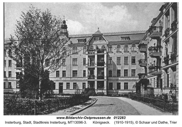 Insterburg, Königseck