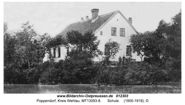 Poppendorf, Schule