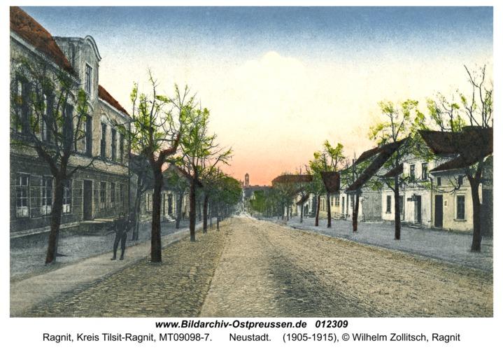Ragnit, Neustadt