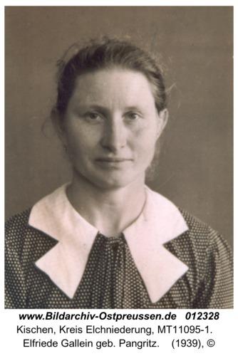 Kischen, Elfriede Gallein geb. Pangritz