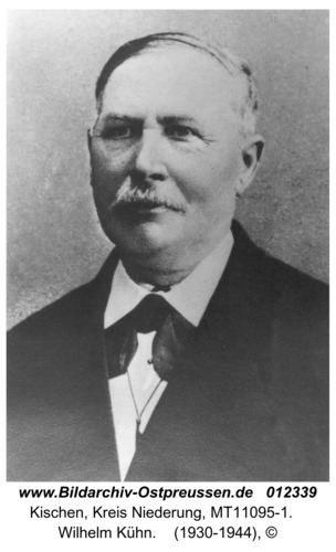Kischen, Wilhelm Kühn
