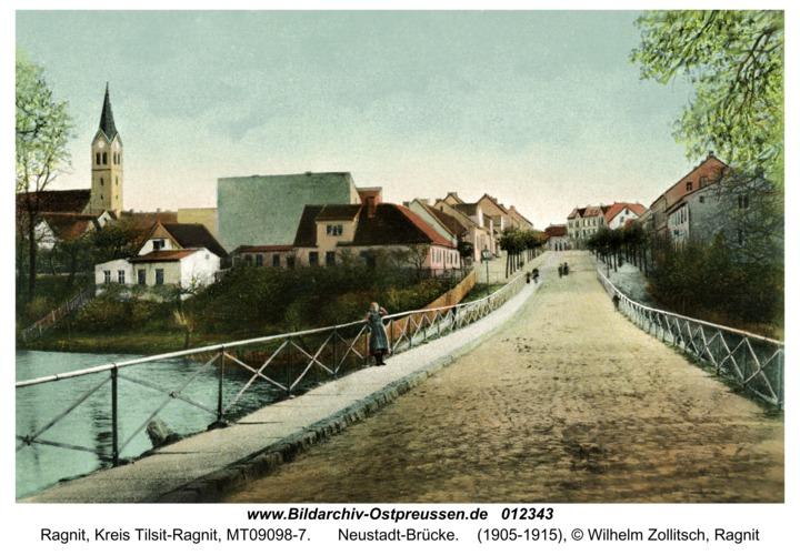 Ragnit, Neustadt-Brücke
