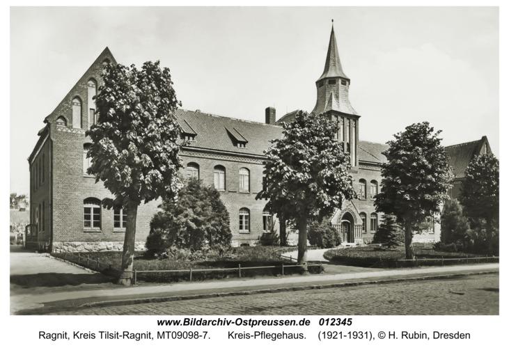 Ragnit, Kreis-Pflegehaus