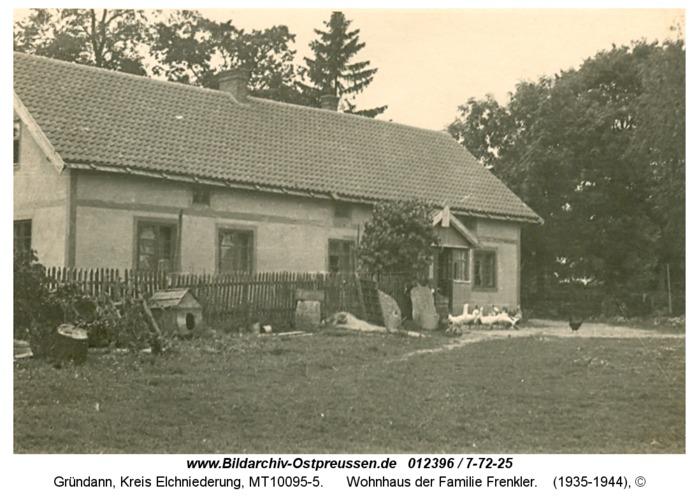 Gründann, Wohnhaus der Familie Frenkler