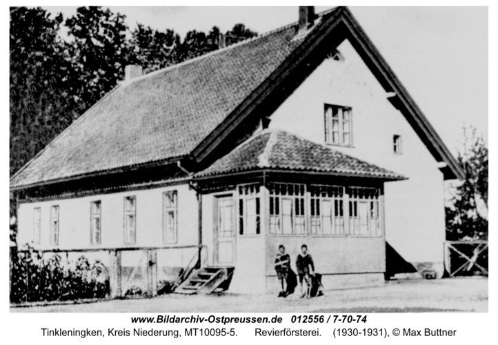 Grünau, Revierförsterei