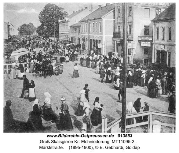 Kreuzingen, Marktstraße