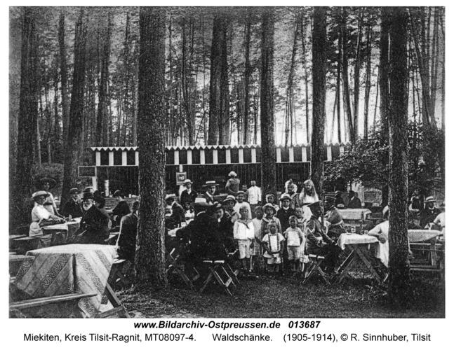 Miekiten, Waldschänke