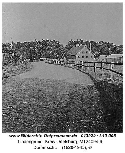 Lindengrund, Dorfansicht