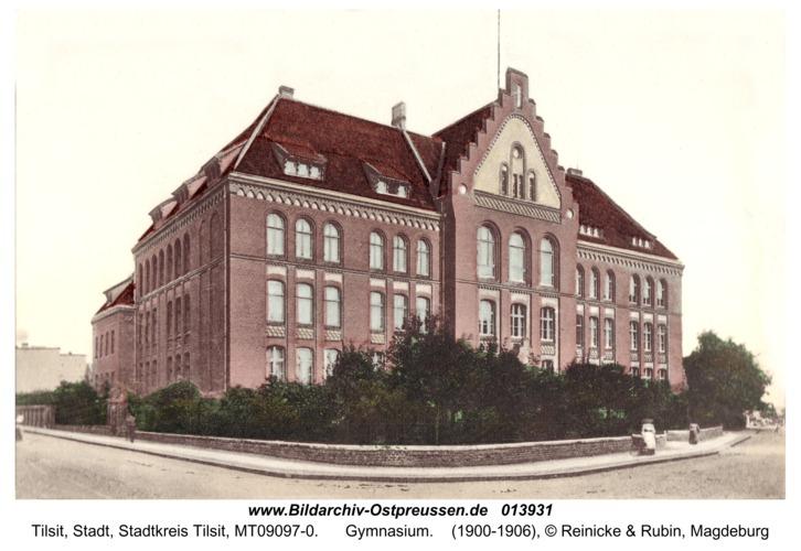 Tilsit, Gymnasium
