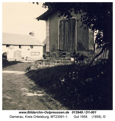 Damerau, Gut 1958