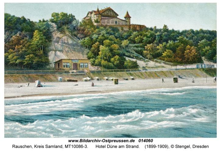 Rauschen, Hotel Düne am Strand