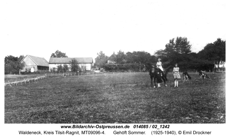Waldeneck, Gehöft Sommer