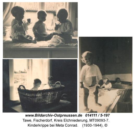 Tawe, Kinderkrippe bei Meta Conrad