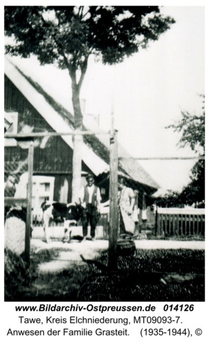 Tawe, Anwesen der Familie Grasteit