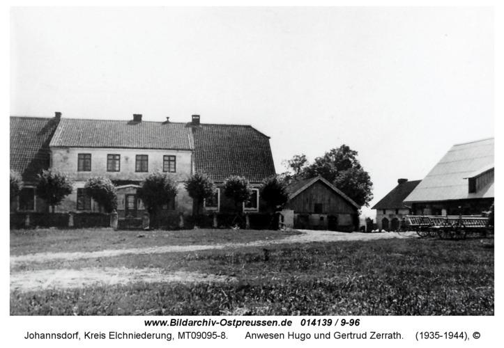 Johannsdorf, Anwesen Hugo und Gertrud Zerrath