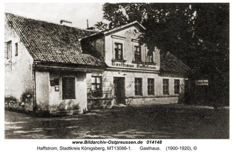 Haffstrom, Gasthaus
