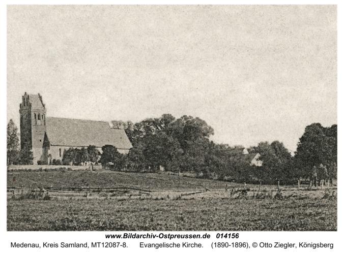 Medenau, Evangelische Kirche